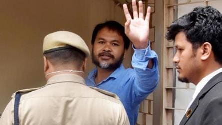 Activist Akhil Gogoi refused bail, court says accusations not wholly improbable