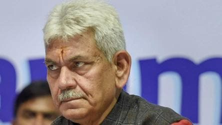 Astute political skills may be key for new J&K L-G Manoj Sinha