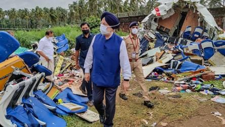 Hardeep Puri cautions against speculative observations on Kozhikode air crash