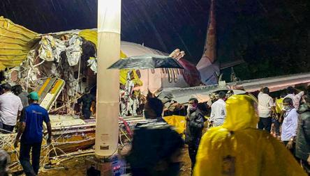 Kerala plane crash: Flight data recorder, cockpit voice recorder recovered
