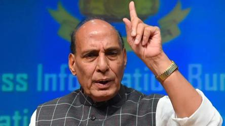 Rajnath's self-reliance push: Defence ministry to embargo 101 items
