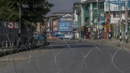 BJP worker out on morning walk fired upon in Budgam, third attack in 5 days