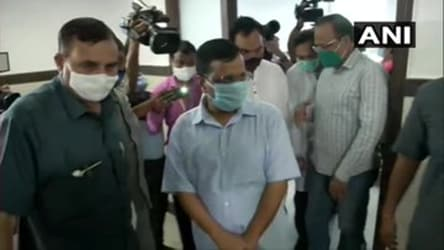 Covid-19 situation in Delhi under control, recovery rate improving: CM Kejriwal