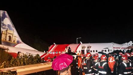 Kozhikode plane crash: Flight was shaking, it was a nightmare, recount survivors