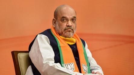 Amit Shah works from hospital, to be tested for Covid-19 in next 2 days
