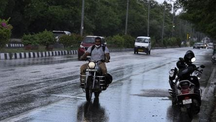 Delhi to get moderate to heavy rain for next four days beginning today: IMD