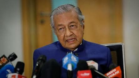 'No apologies': Malaysia ex-PM on speech that hurt palm oil export to India