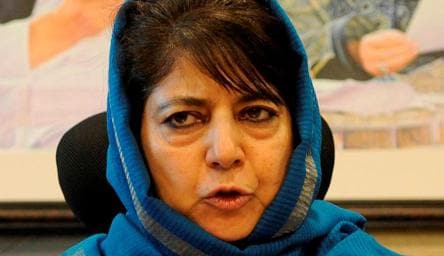 What made Shah Faesal change his mind so abruptly, asks Mehbooba Mufti's daughter