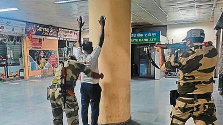 CISF readies for Metro reopening, no word on when services will resume