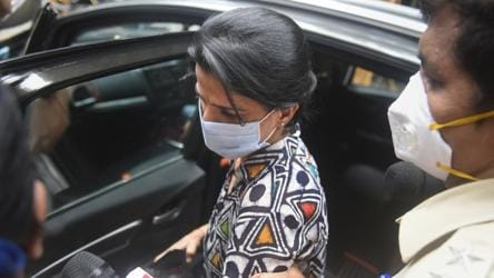 Sushant's sister at ED office, first family member to be quizzed by agency