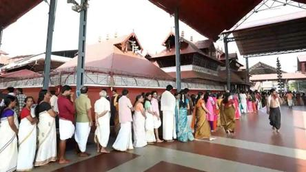 Kerala shrines under Devaswom Board to open next week; Sabarimala stays shut