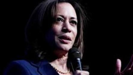 Kamala Harris Political Views Shaped By Her Indian Mother Uncle India News Hindustan Times