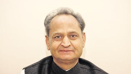 Real battle is to save democracy in country: Ashok Gehlot