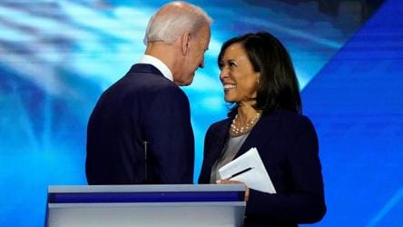 Who is Kamala Harris? A few facts about Joe Biden's running mate