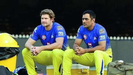 It feels like he 'just doesn't age': Watson on MS Dhoni