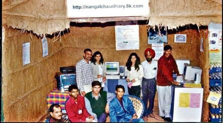 25 yrs on, access to quality internet possible for only half the population