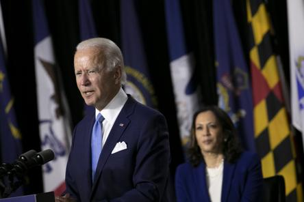 Biden Raises 26m In 24 Hours After Kamala Harris Vice President Announcement Us Elections 2020 Hindustan Times