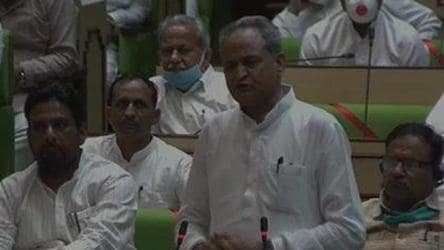 Ashok Gehlot-led Rajasthan govt wins trust vote in assembly