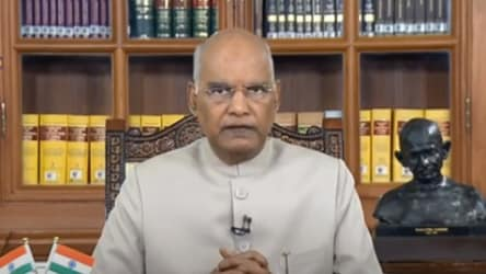 Entire nation pays tribute to sacrifices of Galwan Valley: President Kovind
