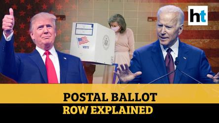 Watch | Explained: USA postal ballot controversy; lessons for India amid Covid-19?