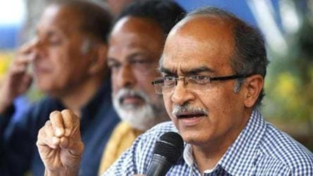 SC to pronounce its verdict in Prashant Bhushan contempt case today