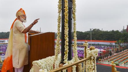 New focus of 'Atmanirbhar Bharat' is 'make for world' : PM Modi