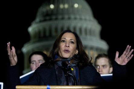 Kamala Harris Wishes On India S I Day Talks About Our People World News Hindustan Times