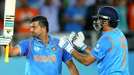 Suresh Raina follows MS Dhoni, announces retirement