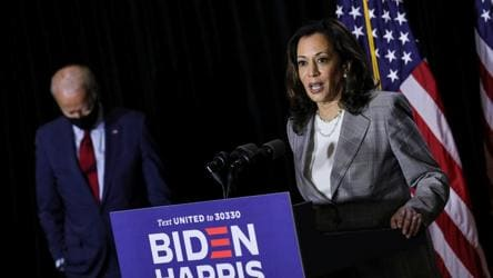 Nomination Of Kamala Harris As Biden S Vp Evokes Mixed Response Among Indian Americans Us Elections 2020 Hindustan Times