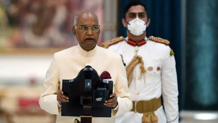 At Home event Prez Kovind hails 26 Covid warriors