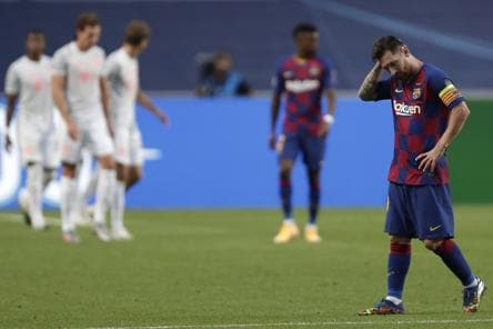 questions surround messi s future amid barcelona chaos football hindustan times future amid barcelona chaos
