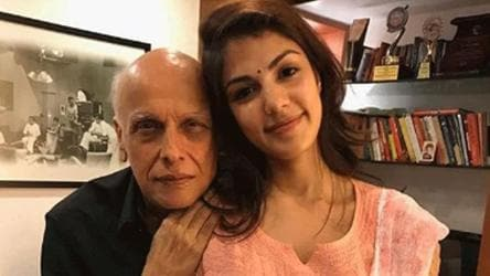Rhea Chakraborty's WhatsApp chats with Mahesh Bhatt on day Sushant Singh  Rajput died reveal filmmaker tried calling her - bollywood - Hindustan Times
