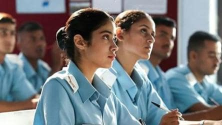 Instructor Who Trained First Batch Of Iaf Female Pilots Slams Gunjan Saxena Biopic No One Had To Run To Their Room To Change Bollywood Hindustan Times