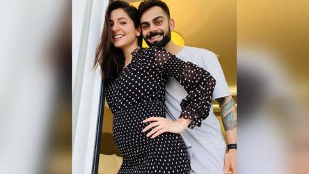 Anushka Sharma, Virat Kohli announce pregnancy, baby arrives January 2021,  see their pic - bollywood - Hindustan Times
