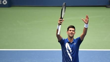 Us Open Djokovic In 3rd Round Mladenovic Collapses To Defeat After 6 1 5 1 Lead Tennis Hindustan Times