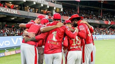Kings XI Punjab Team