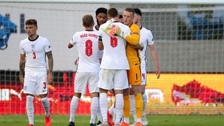 Nations League England Beat Iceland 1 0 After Dramatic End Football Hindustan Times
