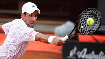 Novak Djokovic Battles Past Ruud To Reach Italian Open Final Tennis Hindustan Times