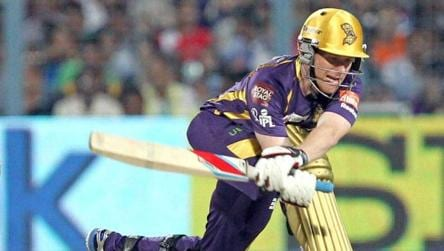 IPL 2020 - KKR vs MI: Eoin Morgan on the cusp of joining elite list of six hitters - cricket - Hindustan Times