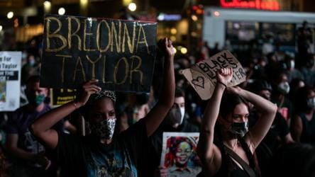 Police Officers Not Charged For Killing Breonna Taylor World News Hindustan Times