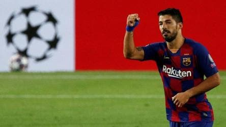 Luis Suarez Moves From Barcelona To Atletico Madrid Football Hindustan Times