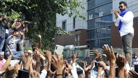 Bhim Army chief demands treatment of Hathras rape survivor at Delhi's AIIMS - india news - Hindustan Times