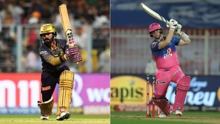 IPL 2020, RR vs KKR Live Streaming: When and where to watch Rajasthan  Royals vs Kolkata Knight Riders Live on TV and Online - cricket - Hindustan  Times