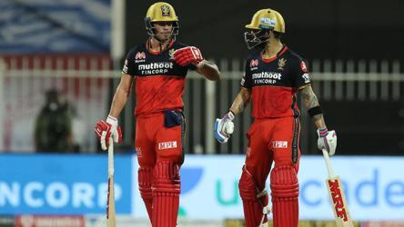 IPL 2020: 'Once you get 5000 runs, it's enough,' KL Rahul wants IPL  organisers to 'ban' Virat Kohli and AB de Villiers - cricket - Hindustan  Times