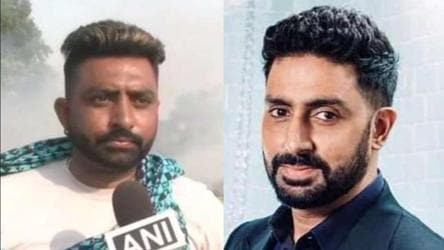 Abhishek Bachchan gives epic reply to troll who says 'If Abhishek wasn't  Bachchan', shares pic of a farmer - bollywood - Hindustan Times