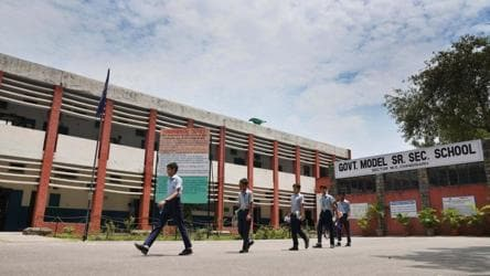 Chandigarh has announced the winter vacation for all government and government-aided schools in the Union Territory.