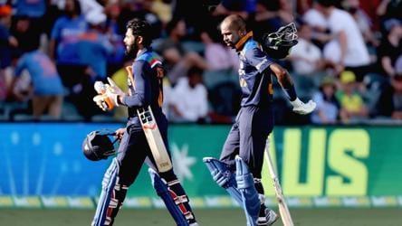 India vs Australia: Pandya, Jadeja put on 150 runs for 6th wicket to break  21-year-old orecord - cricket - Hindustan Times