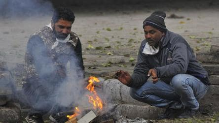 Chandigarh witnesses season's first 'severe cold day' - chandigarh -  Hindustan Times