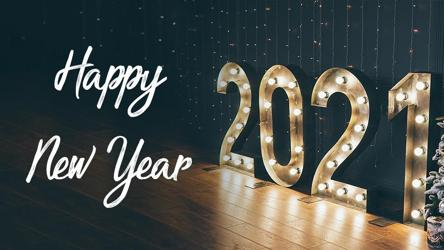 Happy New Year 2021: Wishes, quotes, messages and images to share with  loved ones - more lifestyle - Hindustan Times
