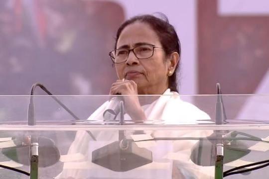 'Modi govt past expiry date': Mamata hosts mega opposition rally